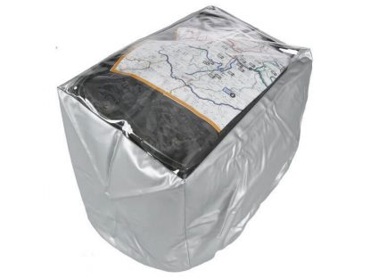 Rain cover for tank bag