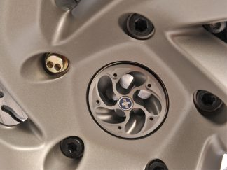 Theft-proof wheel bolt M10x40