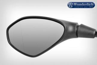 """Mirror glass expansion """"SAFER-VIEW"""" – left – chromed"""