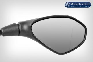 Mirror glass expansion SAFER-VIEW – Right – chromed