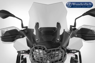 Wunderlich Windscreen EXTREME – Carrier long (160mm) – clear