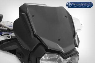 Wunderlich Windschild FLOWJET – black