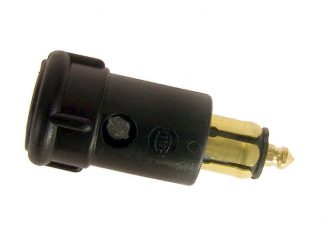 Accessory outlet plug