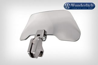Wunderlich Vario ERGO screen deflector  smoked grey