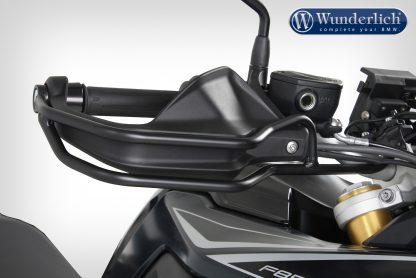 Hepco & Becker handle protector for F850 GS – Set – black