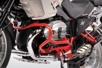 Engine protection bars GS – red