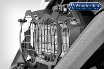Headlight protector Clear Protect foldable  black