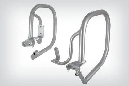 Case protection bar – silver