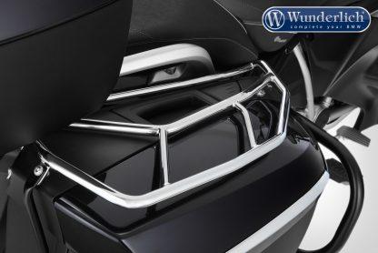 Wunderlich luggage rails for original case – right – silver