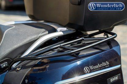 Wunderlich luggage rails for original case – right – black