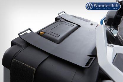 Wunderlich Luggage rails for original Vario case R 1200 GS to 2012 – Set – black