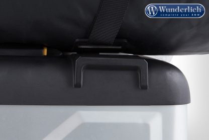 Wunderlich Luggage rail for original Vario case  left  black