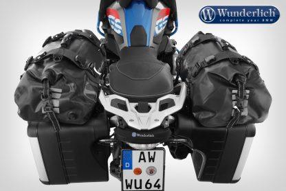 Wunderlich Luggage rails for original Vario case R 1200/1250 GS LC – Set – black