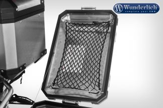 Wunderlich luggage net for aluminium case – Piece – black