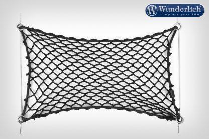 Wunderlich luggage net for aluminium case – Piece – black