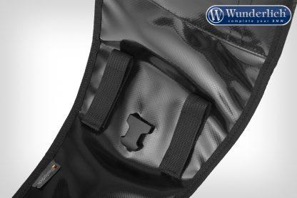 Wunderlich holder for Elephant tank bag – black