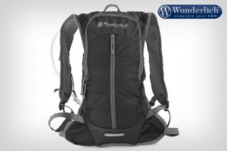 Wunderlich Sports backpack Move incl. drinking system – black