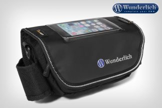 "Wunderlich ""BARBAG MEDIA"" water-tight handlebar bag – black"