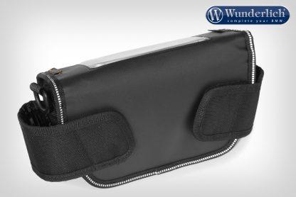 "Wunderlich ""BARBAG MEDIA"" water-tight handlebar bag – black"