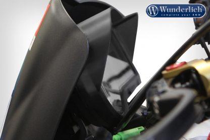 Wunderlich cockpit glare protection – black