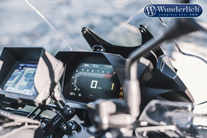 Wunderlich glare shield for Cockpit TFT 6.5 inch – Connectivity Display – black