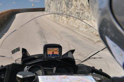 Navigation bracket