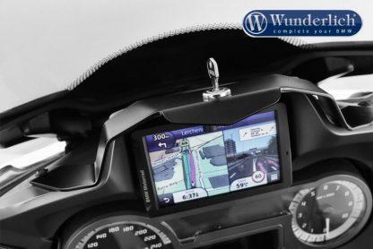 Wunderlich Navigation security kit R1200/1250 RT LC for Navigator VI  black