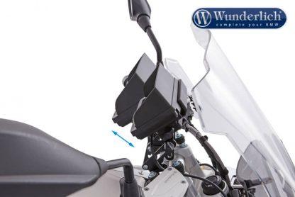Adjustable navigation holder