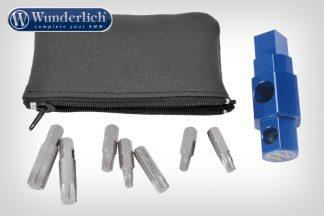 Wunderlich On board tool set