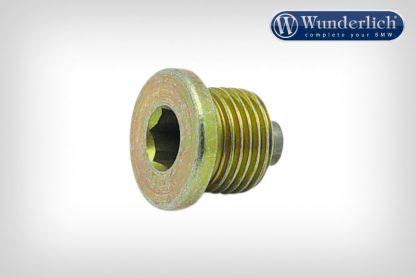 Magnetic Oil drain plug