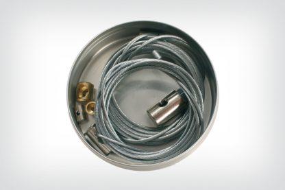 Cable nipple repair kit
