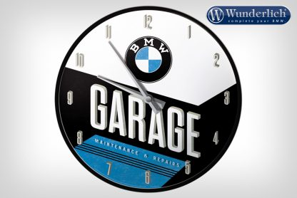 BMW Garage wall clock – Nostalgic Art