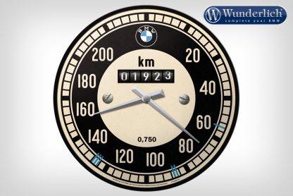 BMW Speedometer wall clock – Nostalgic Art