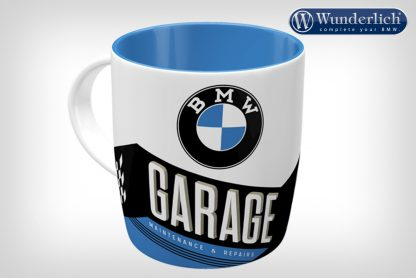 BMW Garage cup – Nostalgic Art