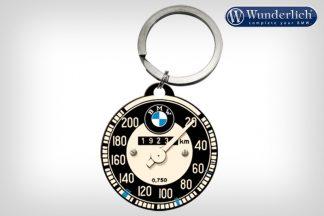BMW Speedometer key chain round – Nostalgic Art