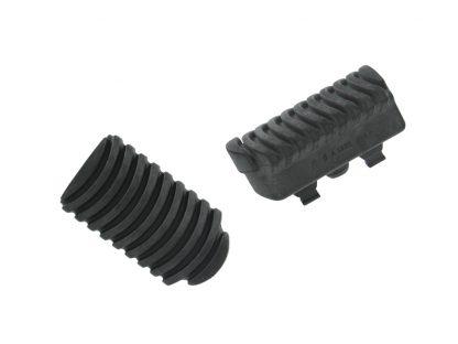Foot peg rubber for lowering ERGO Comfort not for original footrest