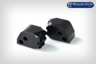 Vario joint passenger (pair) – black
