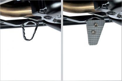 Brake lever enlarger – titanium