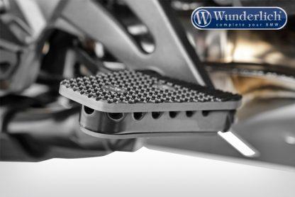 Brake lever extension  titanium