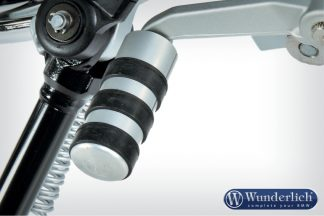 Gear lever enlargement touring  SILVER