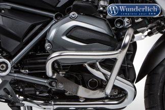 Wunderlich engine crash bar – stainless steel