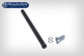 Wunderlich Center strut crash bar Boxer – black