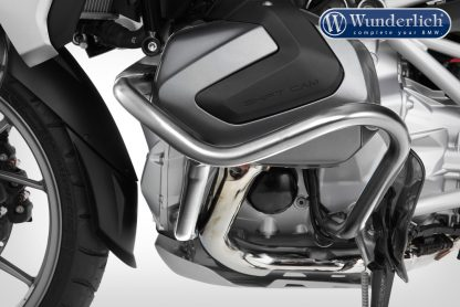 Wunderlich Engine protection bar R 1250 GS – stainless steel