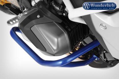 Wunderlich Engine protection bar R 1250 GS VA – HP blue