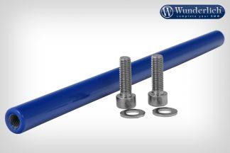 Wunderlich compound strut for engine protection bar VA – HP blue