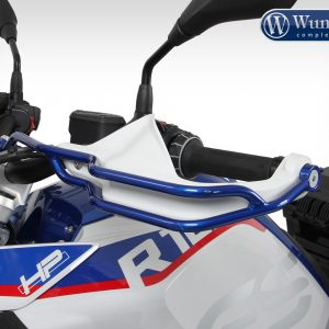 Hepco & Becker grip protector R 1250 GS – left and right – HP blue