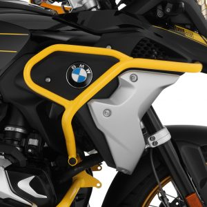 Wunderlich Tank Guard »ADVENTURE STYLE« – yellow | Edition 40 Years GS
