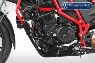 Wunderlich Protection bar set ADVENTURE – black