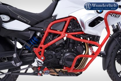 Wunderlich Protection bars BASIC – red
