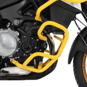 Wunderlich engine crash bar »EXTREME« – yellow | Edition 40 Years GS